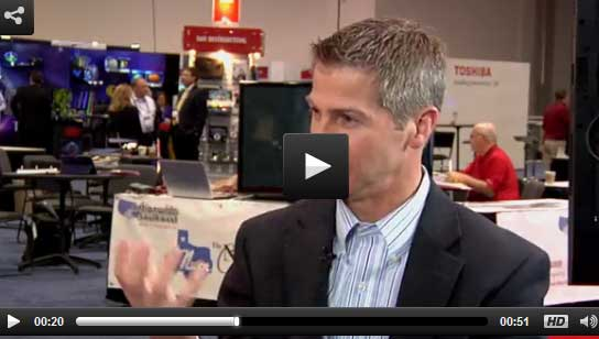 Nationwide Primetime: Frank Sandtner talks about Low Cost Info Pads