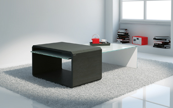 Glassisimo L2 coffee table