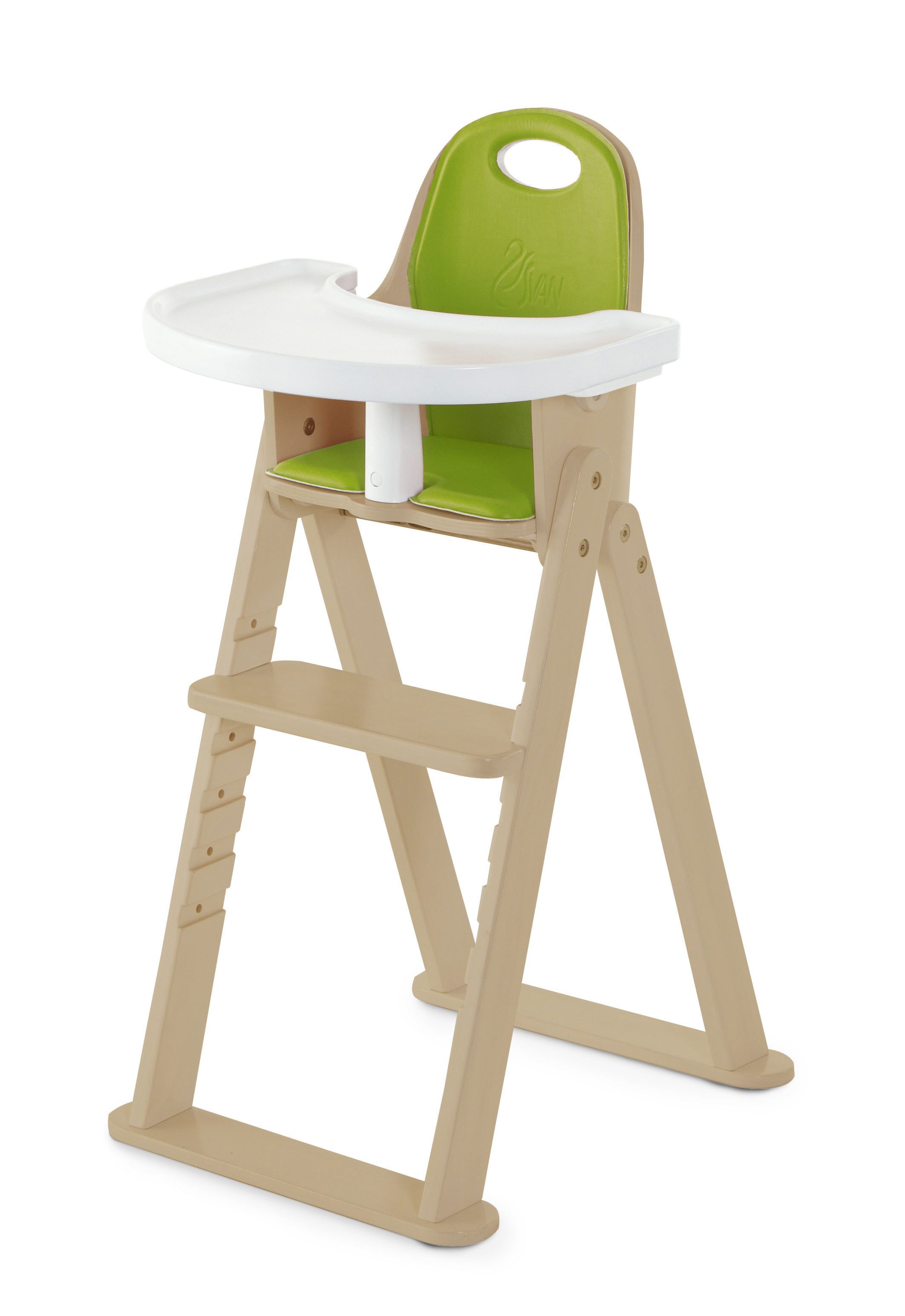 Svan Baby-to-Booster Bentwood High Chair