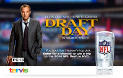 Tervis Draft Day