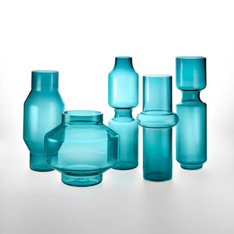 Vase collection from Niche Modern