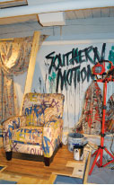 Southern Motion's Edgy New Look