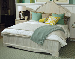 Hooker Furniture Sunset point panel bed