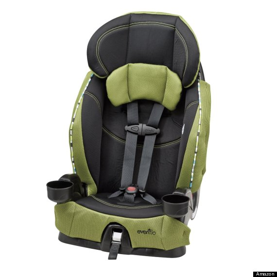 evenflo recalls car seat buckles kids today. Black Bedroom Furniture Sets. Home Design Ideas