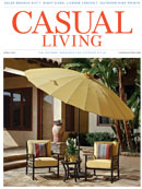 Casual Living Cover for April 2014