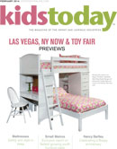 February cover for Kids Today