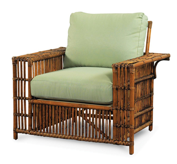 Designer Wicker & Rattan Waterside chair