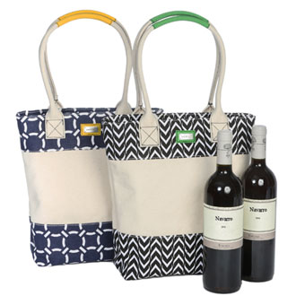 Wine caddy from Ame & Lulu