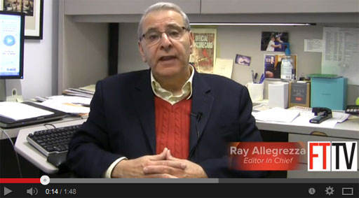 Ray Allegrezza on FTtv