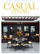Casual Living Cover May 2014