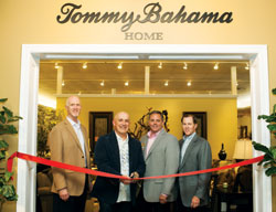 Tommy Bahama store opening