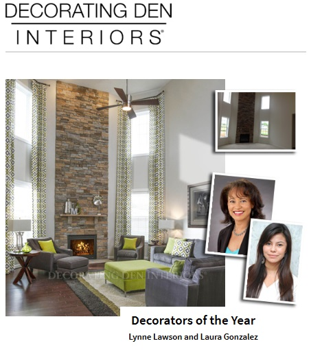 Decorating Den Interiors showcases contest winners Home Accents