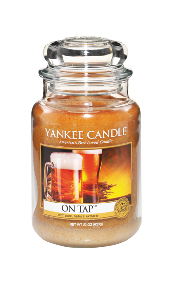 Yankee Candle On Tap