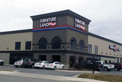 The Sign Says Furniture Land USA, But Owners Craig And Sheila Barthel Are  Marketing The New 7,000 Square Foot Store In Billings, Mont., With The Tag:  ...