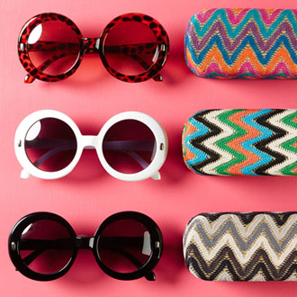 Retro Chic sunglasses from 2 Chic