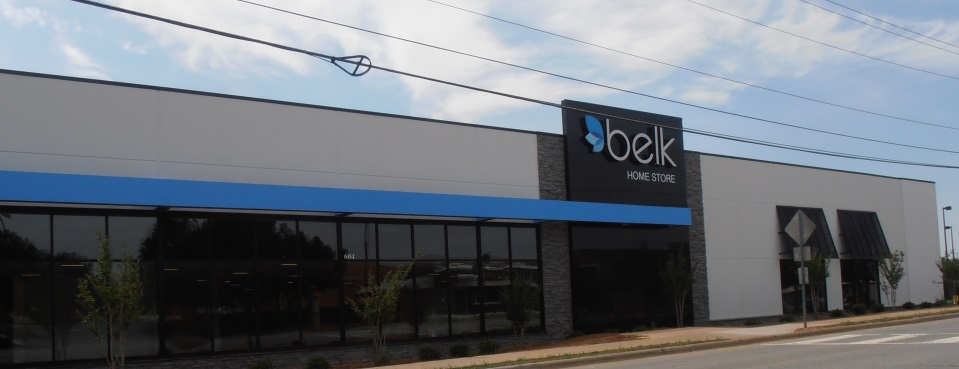 Belk Home Store Nears Completion In Greensboro Home Accents Today