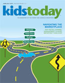 Kids Today June July cover