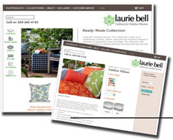 Laurie Bell website