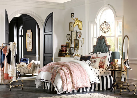 Blair Waldorf Bedroom Rug Images Gallery. Pbteen Launches New Emily Meritt  Collection Home