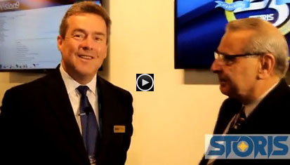 Storis Discusses Retail Technology Solutions at Vegas