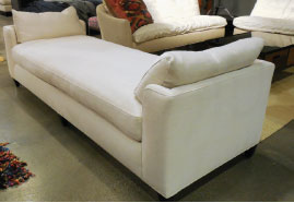 Mid Century by Cisco, a new modern group by Cisco Brothers, includes Gunner, a daybed that retails for $4,845.
