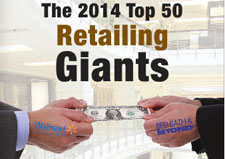Top 50 Retail Giants
