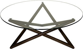 Noir Jaca coffee table
