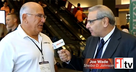 Joe Wade of Shelba D Johnson