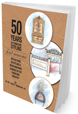 Jerry Epperson Fifty Years of Furniture Styling