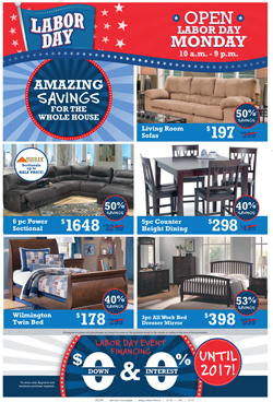 Labor Day Furniture Sale >> Labor Day Pays Off For Furniture Stores Furniture Today