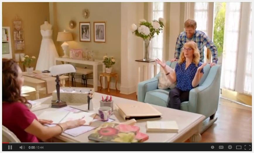 Ordinaire Havertys Emily Ryan Wedding Planner Commercial