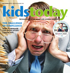 Kids Today Cover for September 2014