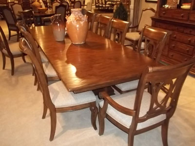 Kincaid Portolone Collection This Dining Table