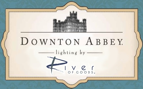 Downton Abbey lighting