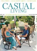 Casual Living cover for 01 September 2014