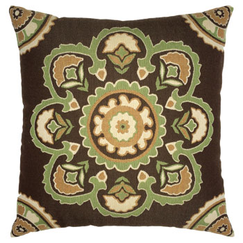Elaine Smith Bukhara pillow
