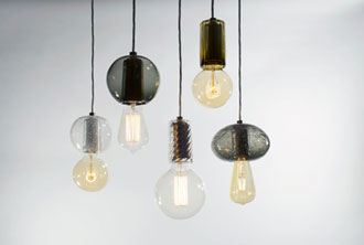 Metropolis Socket Pendants from Tracy Glover