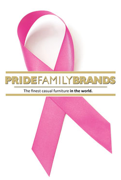 Pride breast cancer awareness