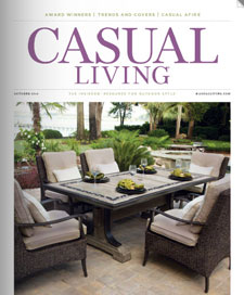 Casual Living Cover for 01 October 2014