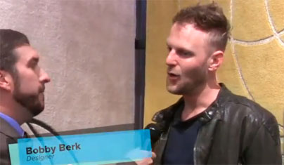 Bobby Berk at High Point Market