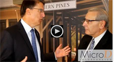 Pat McCrory at High Point Market