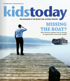 Kids Today cover for October 2014