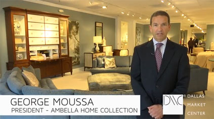 DMC Ambella Home Collection and Lili Alesssandra