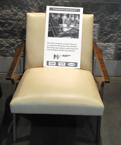 Thomas Lester Reports Hickory Hosts Chair Competition