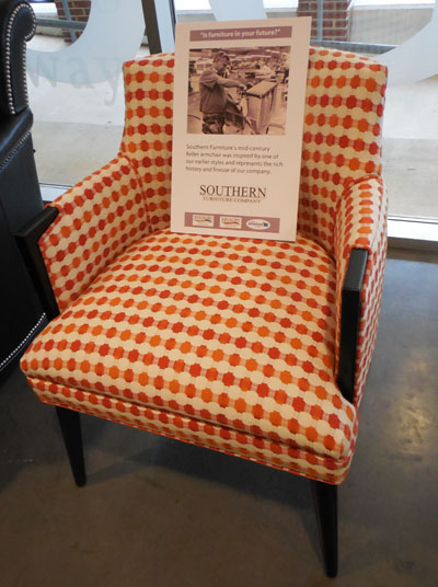 Thomas Lester Reports Hickory Hosts Chair Competition 2014 Furniture Today