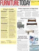 Furniture Today cover for 03 November 2014