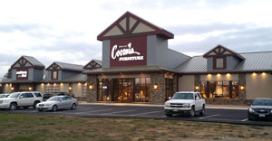 Coconis furniture opens third store in heath ohio for Furniture zanesville ohio
