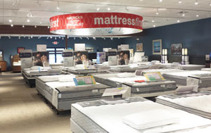 Coconis Mattress First Showroom