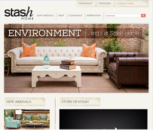 Genial Stash.com Homepage The Former Phillips Furniture Store In St. Louis ...