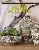 Home Accents Today cover for November 2014